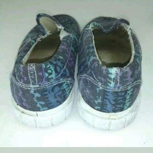 B.U.M. Equipment Shoes - B.U.M. Aztec Slides Skate Boat Shoes